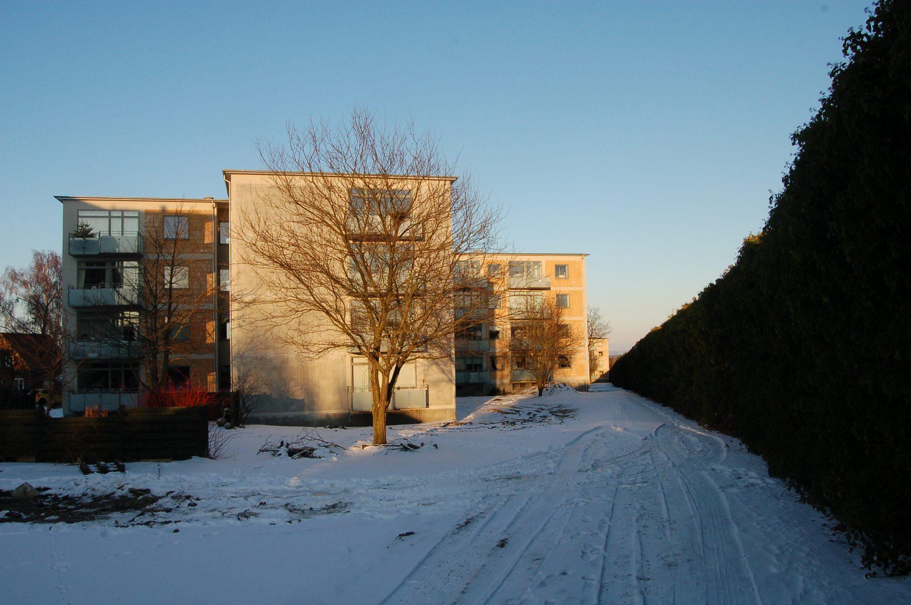 AAB, afd. 19, Vorrevangsparken, Aarhus - blokke