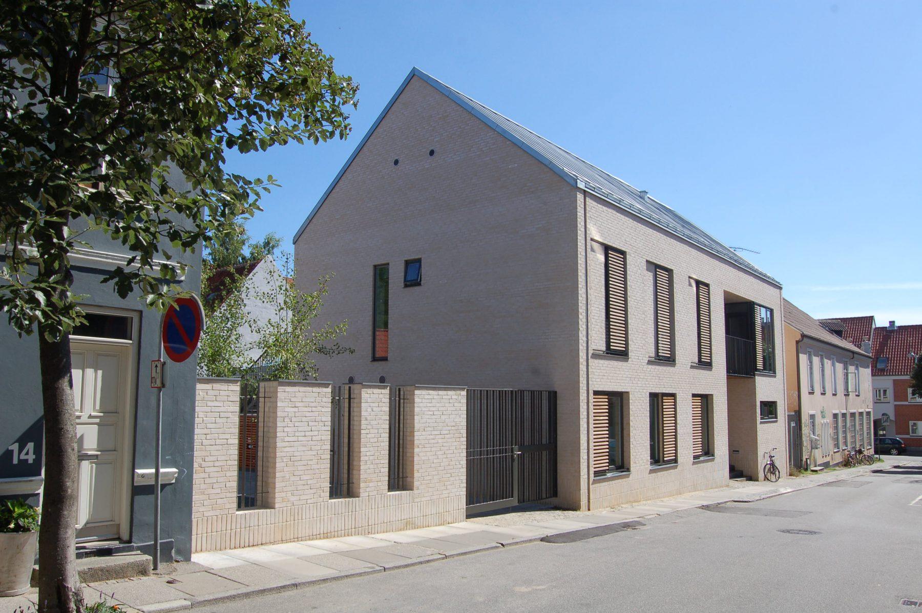 Reden, Aarhus - facade 4