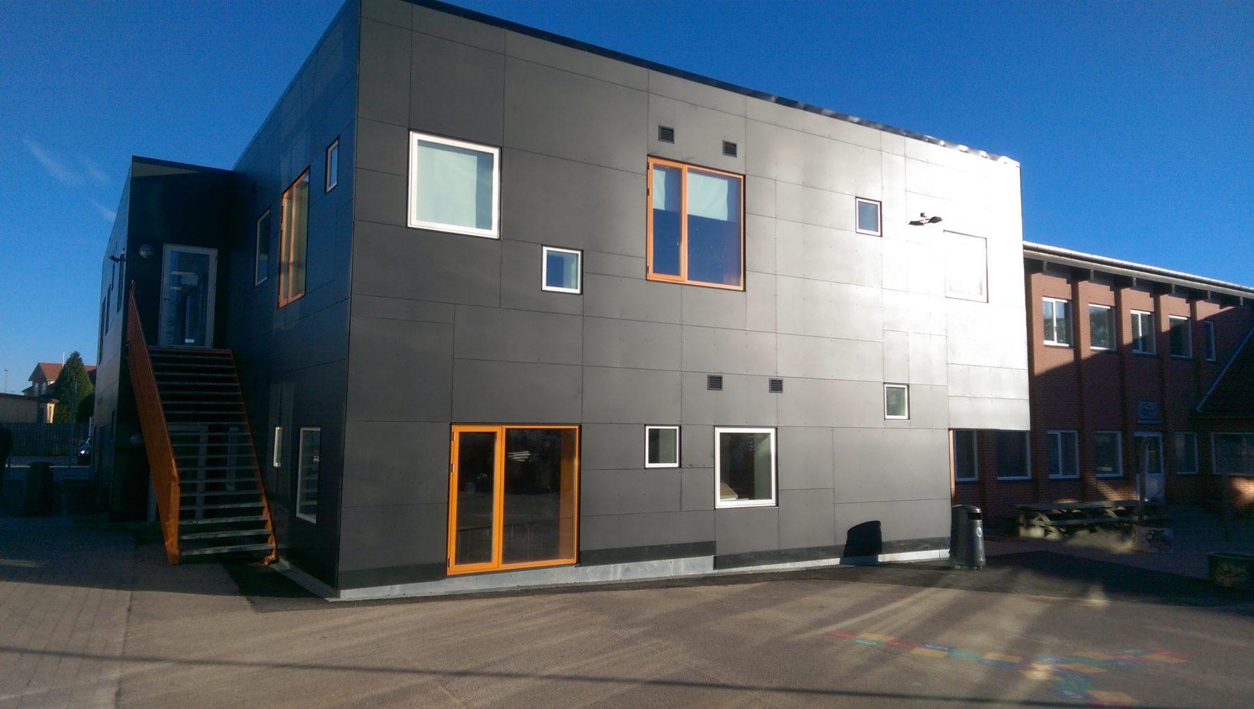 Bakkeskolen Hørning, Skanderborg - perspektiv
